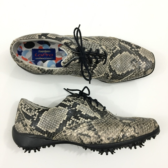Footjoy Lopro Golf Shoes Womens Size 9